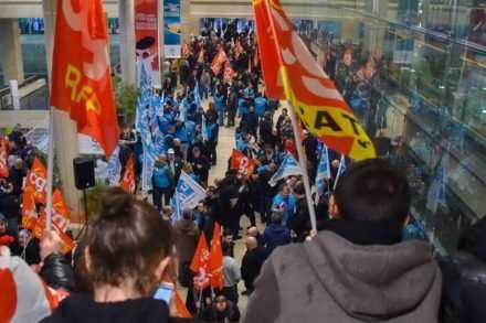 Grèves à répétition en France
