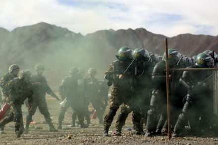 Répression chinoise au Tibet