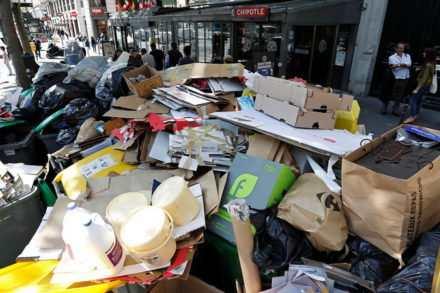 Les grèves à répétition en France