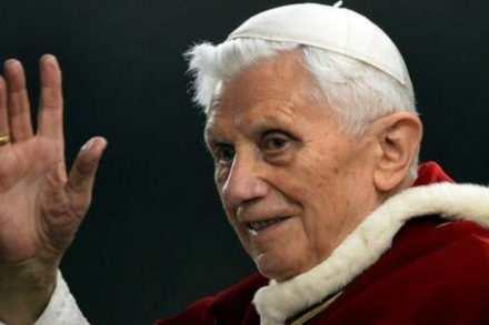 Pape Benoît XVI et le préservatif