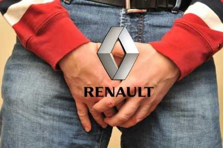 Koleos une couille chez Renault