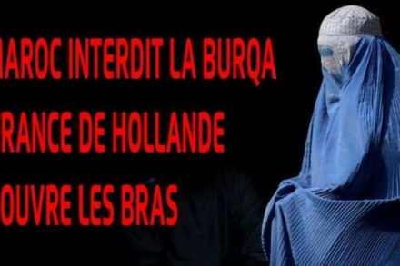 Port de la burqa en France