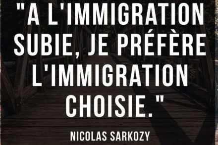 Immigration non choisie