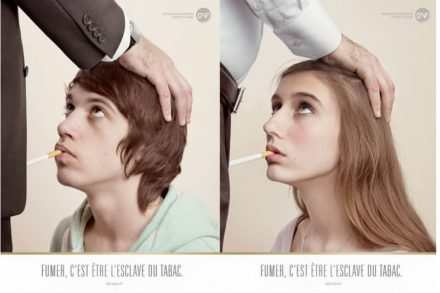 Campagne anti-tabac