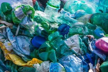 Gestion des bouteilles plastique