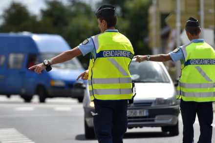 Contrôles de Gendarmerie