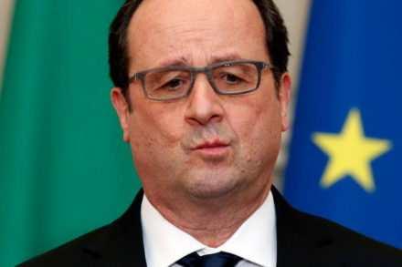 La taille de François Hollande
