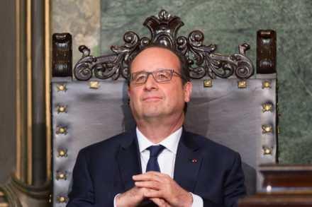 Les vacances de François Hollande
