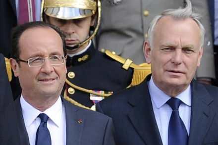 Jean-Marc Ayrault le copier-coller de Hollande