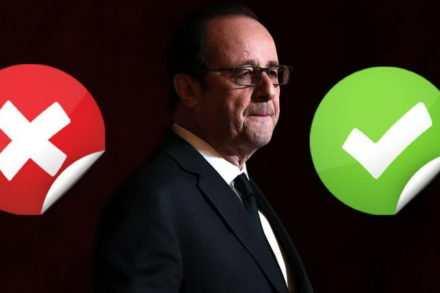 Les promesses de François Hollande