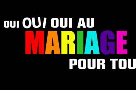 Le mariage pour tous en France