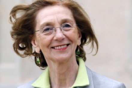 Nicole BRICQ Ministre du commerce extérieur