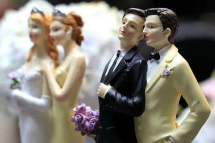Premier mariage homosexuel en France