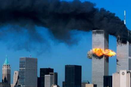 Chemise attentat du 11 septembre 2001