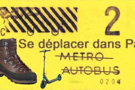 Grève à la RATP pour les retraites