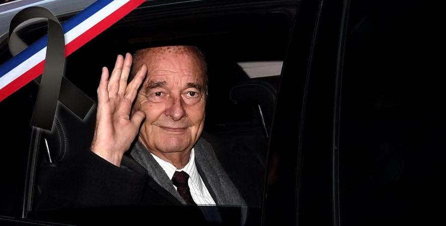 Mort de Jacques Chirac