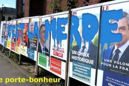 Slogans de toilette des campagnes présidentielles