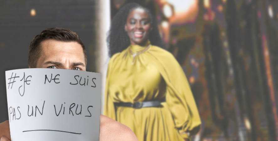 CESAR 2020 discours racialiste d'Aïssa Maïga