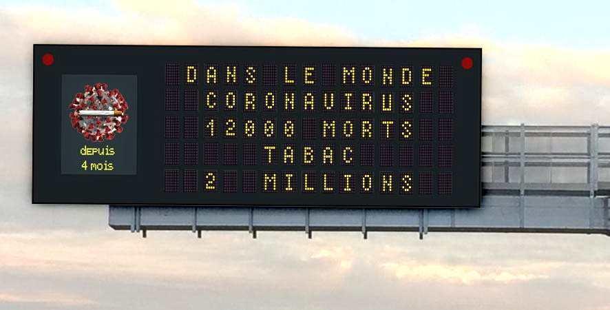 CORONAVIRUS vive la quarantaine