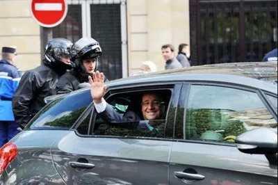 Infractions routières du cortège de François Hollande