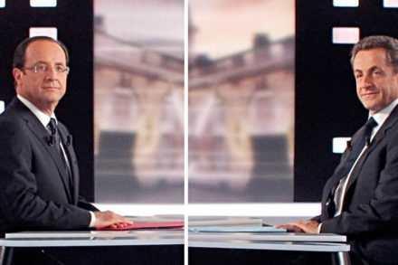 Débat Sarkozy-Hollande