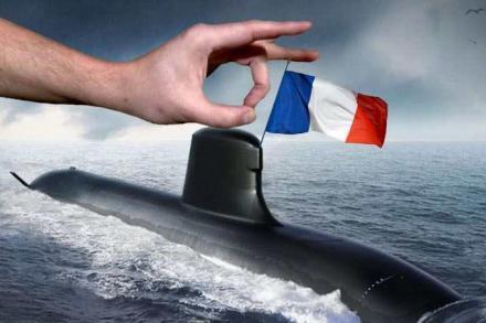 L'affaire des sous-marins australiens